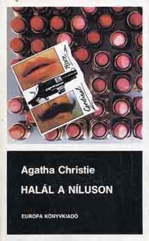 Halál a Níluson [Fekete könyvek] Agatha Christie