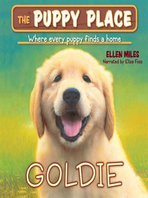 Goldie (The Puppy Place, #1)  by  Ellen Miles