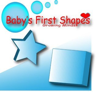 Babys First Shapes  by  Jon Haws