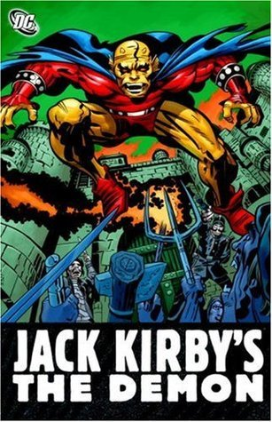 Jack Kirbys The Demon  by  Jack Kirby