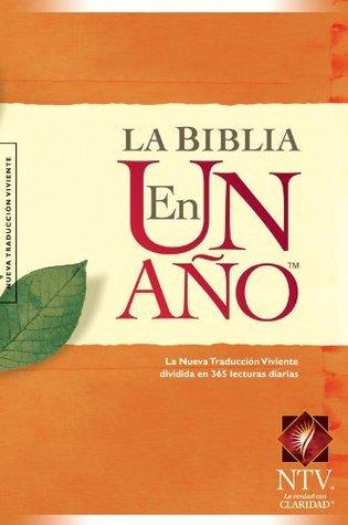 La Biblia en un año NTV Anonymous