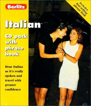 Berlitz Italian CD Pack with Book Berlitz Publishing Company