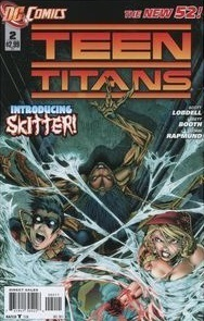 Teen Titans #2  by  Scott Lobdell