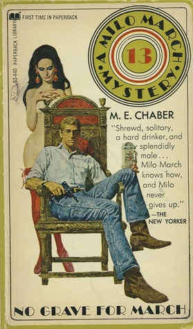 No Grave for March  by  M.E. Chaber