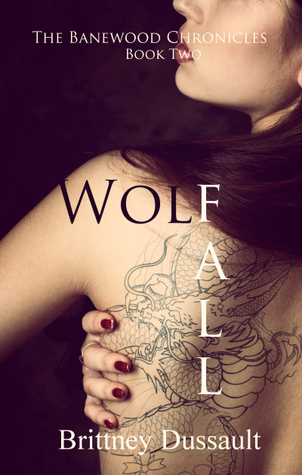 Wolf Fall  by  Brittney Dussault