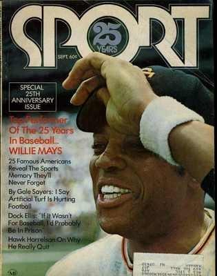 Sport Magazine 25th Anniversary Issue  by  Sport Magazine Writers