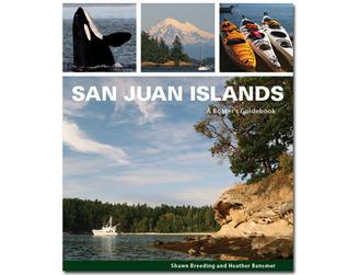 San Juan Islands: A Boaters Guidebook  by  Shawn Breeding