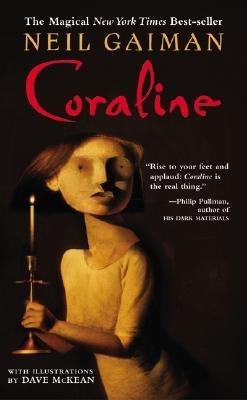 Coraline [Mass Market Paperback]  by  Neil Gaiman