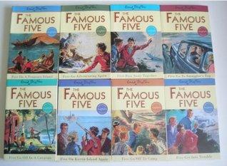 Five On Finniston Farm Enid Blyton