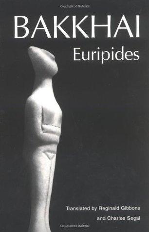 Bakkhai  by  Euripides