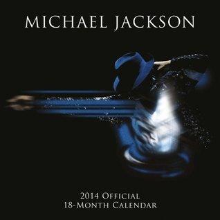 Michael Jackson Official 18-Month Calendar NOT A BOOK