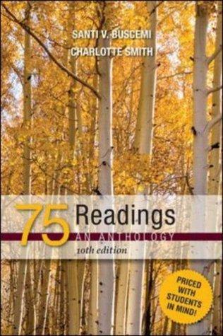 75 Readings Santi V. Buscemi