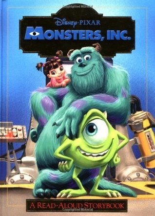 Monsters, Inc. Read Aloud Storybook Walt Disney Company