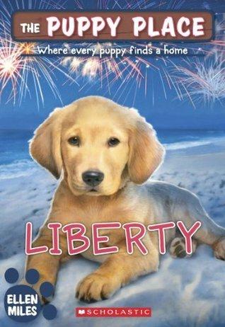 The Puppy Place #32: Liberty Ellen Miles