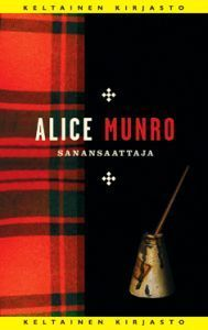 Sanansaattaja Alice Munro