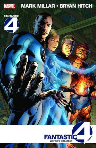 Fantastic Four: Worlds Greatest  by  Mark Millar