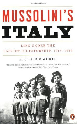 Italy and the Wider World, 1860-1960 R.J.B. Bosworth