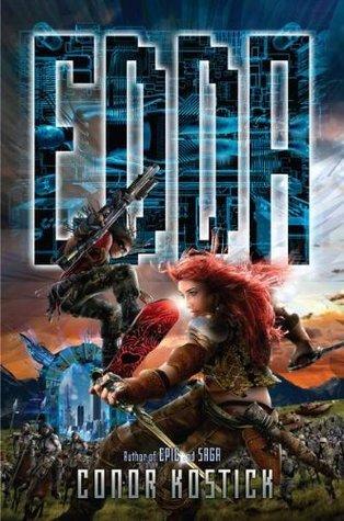 Edda (Epic #3)  by  Conor Kostick