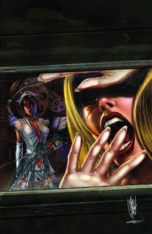 Wonderland Asylum #2 (of 5)  by  Raven Gregory