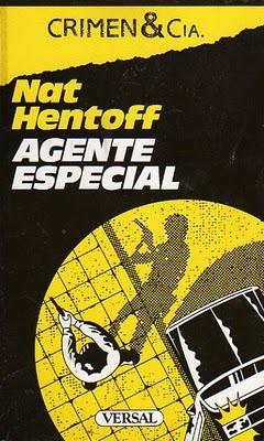 Agente especial  by  Nat Hentoff