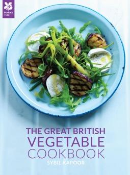 The Great British Vegetable Cookbook Sybil Kapoor