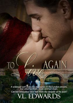 To Live Again  by  V.L. Edwards