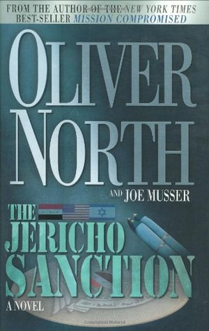The Jericho Sanction (Peter Newman, #2)  by  Oliver North