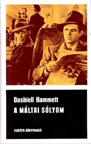 A máltai sólyom [Fekete könyvek]  by  Dashiell Hammett