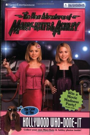 New Adventures of Mary-Kate & Ashley #33: The Case of the Hollywood Who-Done-It: Mary-Kate & Ashley Olsen