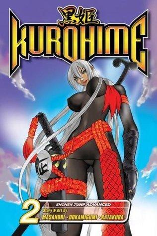 Kurohime, Vol. 2  by  Masanori Ookamigumi Katakura