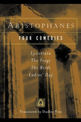 Four Comedies  by  Aristophanes