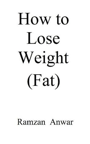 How To Lose Weight Ramzan Anwar