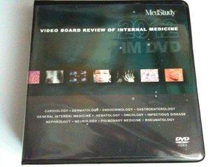 Medstudy 2012 Video Board Review of Internal Medicine  by  Medstudy