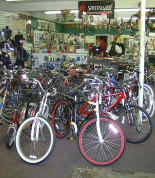Bicycle Repair Shop Store Start Up Business Plan Sample NEW!  by  Bplan Xchange
