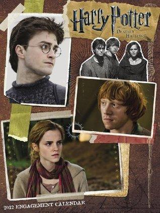 NOT A BOOK 2012 Harry Potter Weekly Engagement Calendar NOT A BOOK