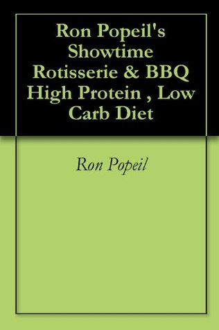 Ron Popeils Showtime Rotisserie & BBQ High Protein , Low Carb Diet  by  Ron Popeil