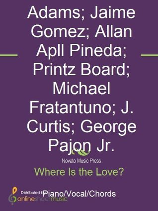 Where Is the Love?  by  Allan Apll Pineda