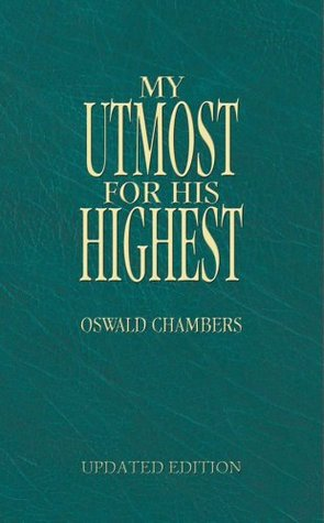 Daily Thoughts for Disciples  by  Oswald Chambers