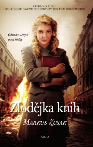 Zlodějka knih Markus Zusak