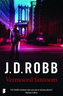 Vermoord fantoom J.D. Robb