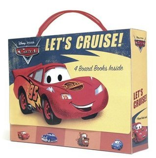 Lets Cruise!: Cars movie tie in (Friendship Box, 4 board books in a box)  by  Walt Disney Company
