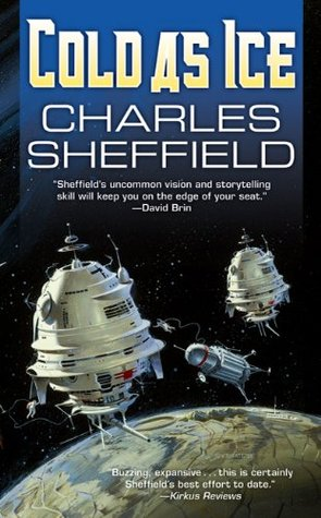 Cold as Ice  (Cold as Ice #1) Charles Sheffield