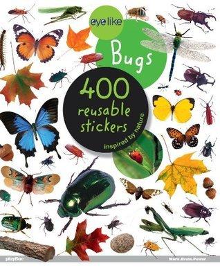 Eyelike Stickers: Bugs  by  PlayBac