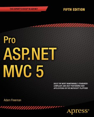 Pro ASP.NET MVC 5  by  Adam Freeman