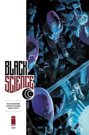 Black Science #5 Rick Remender
