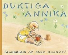 Duktiga Annika  by  Elsa Beskow