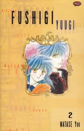 Fushigi Yuugi Vol. 2 Yuu Watase