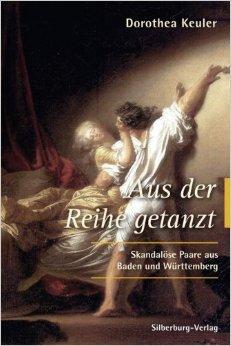 Aus der Reihe getanzt  by  Dorothea Keuler