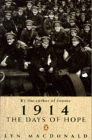1914 Days Of Hope Lyn Macdonald