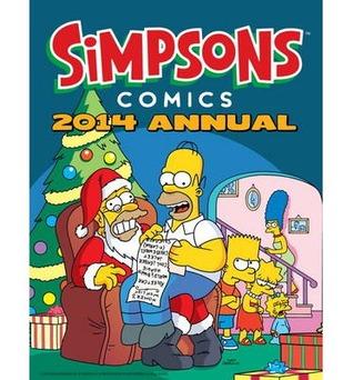 Simpsons Comics: 2014 Annual  by  Matt Groening